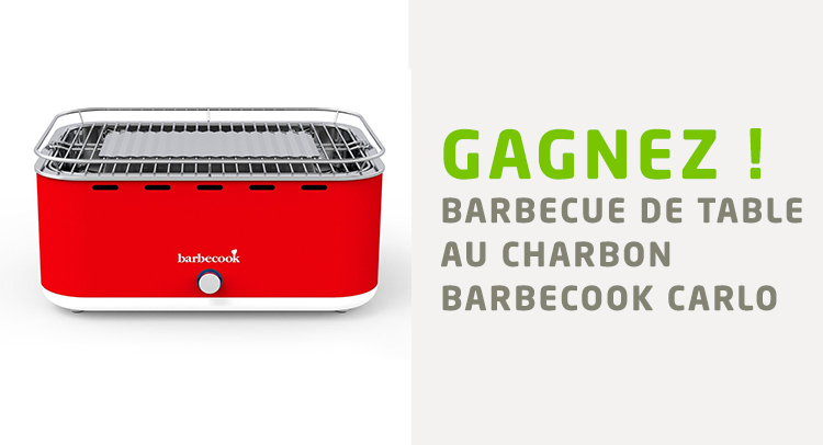 Concours Barbecook Carlo
