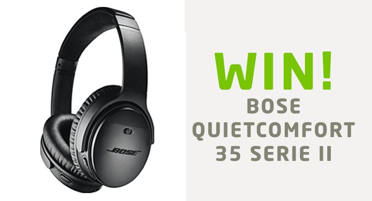Bose QC 35 Serie II Wedstrijd